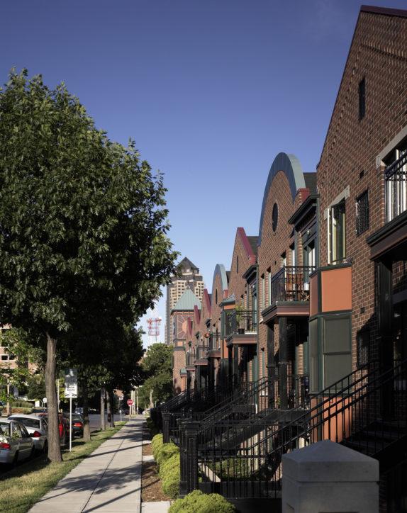 Woodland Avenue Brickstone Apartments